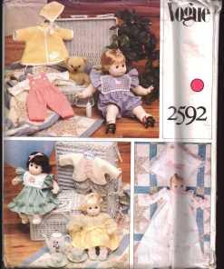 Vogue 2592 J