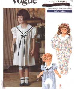 Dresses & Jumpers Sewing Patterns
