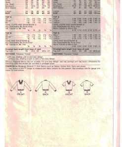 Butterick 3314 J 1