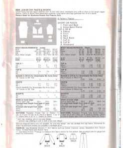 Butterick 6926 J 1