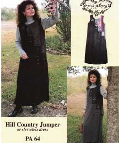 Marys Patterns Hill Country Jumper 1