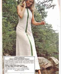 Nora OLeary Narurally Long Dress