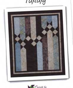 Outside the Line Design Quilt Tartary