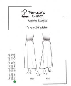 Pamelas Closet The Flirt Skirt