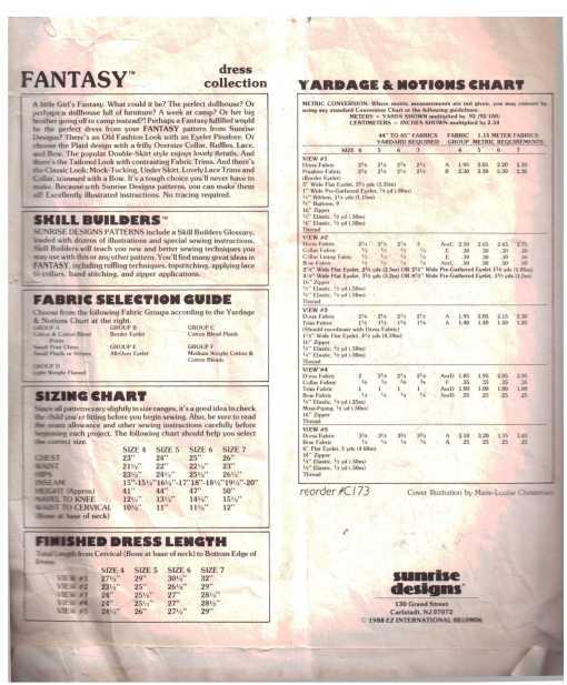 Sunrise Designs Fantasy 1