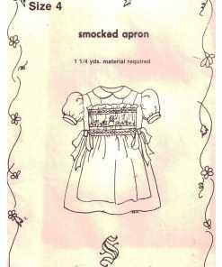 Susanne Sheier Smoked Apron