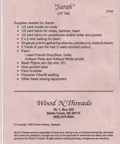 Wood n Threads D100 1