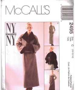 McCalls 2495
