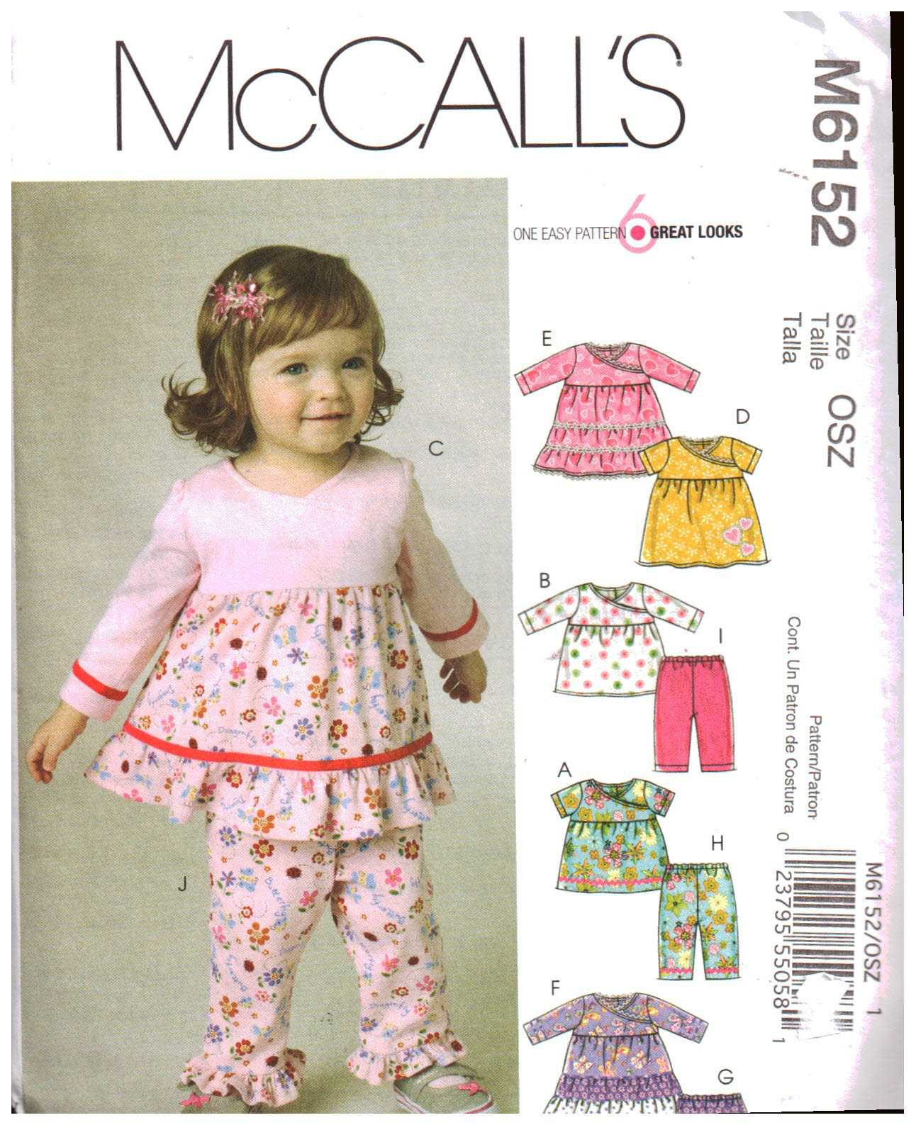 Babies Sewing Patterns - Pattern-Walk vintage and modern collection