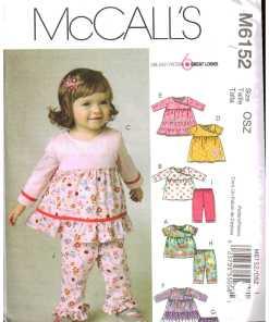 McCalls M6152