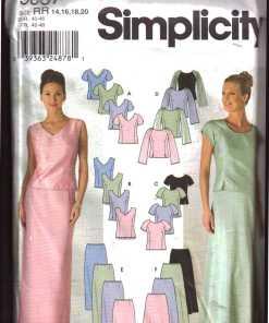 Simplicity 9687