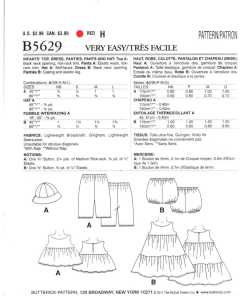 Butterick B5629 O 1