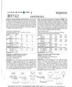 Butterick B5742 O 1