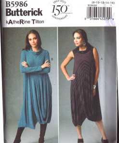 Butterick B5986 O