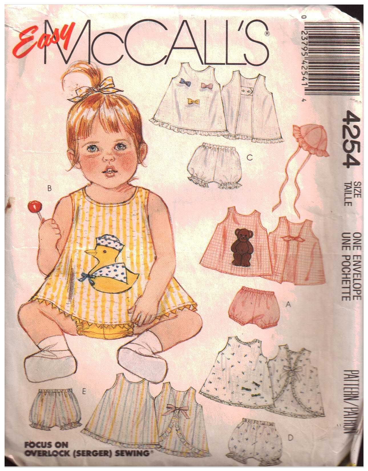 e11823917f6 Pattern-Walk Babies Clorthing Sewing Patterns. Authentic Vintage Sewing  Pattern