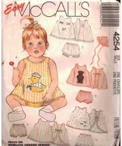McCalls 4254 O