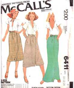 McCalls 6411 O