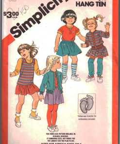 Simplicity 6093 O