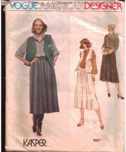 Vogue 1957 O