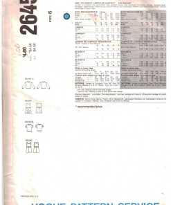 Vogue 2645 O 1
