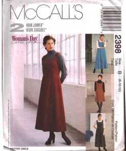 McCalls 2398 N