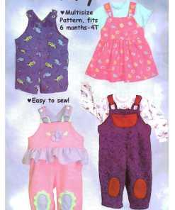 Sew Baby Comfy Alls