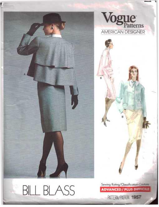 Vogue 1957 N