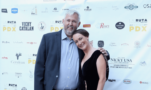 John and Renee Gorham, Toro Bravo Inc, La Ruta PDX, Portland, Spain, gastronomic festival, gastronomy, cuisine, spanish, oregon foodie,