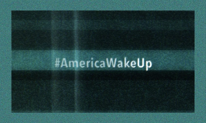 America Wake Up, Pattern Integrity Films, George Carlin, activism, portland protests