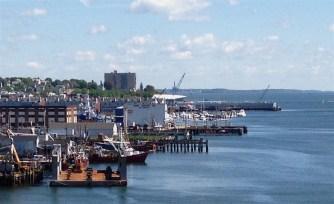 Portland's sea port