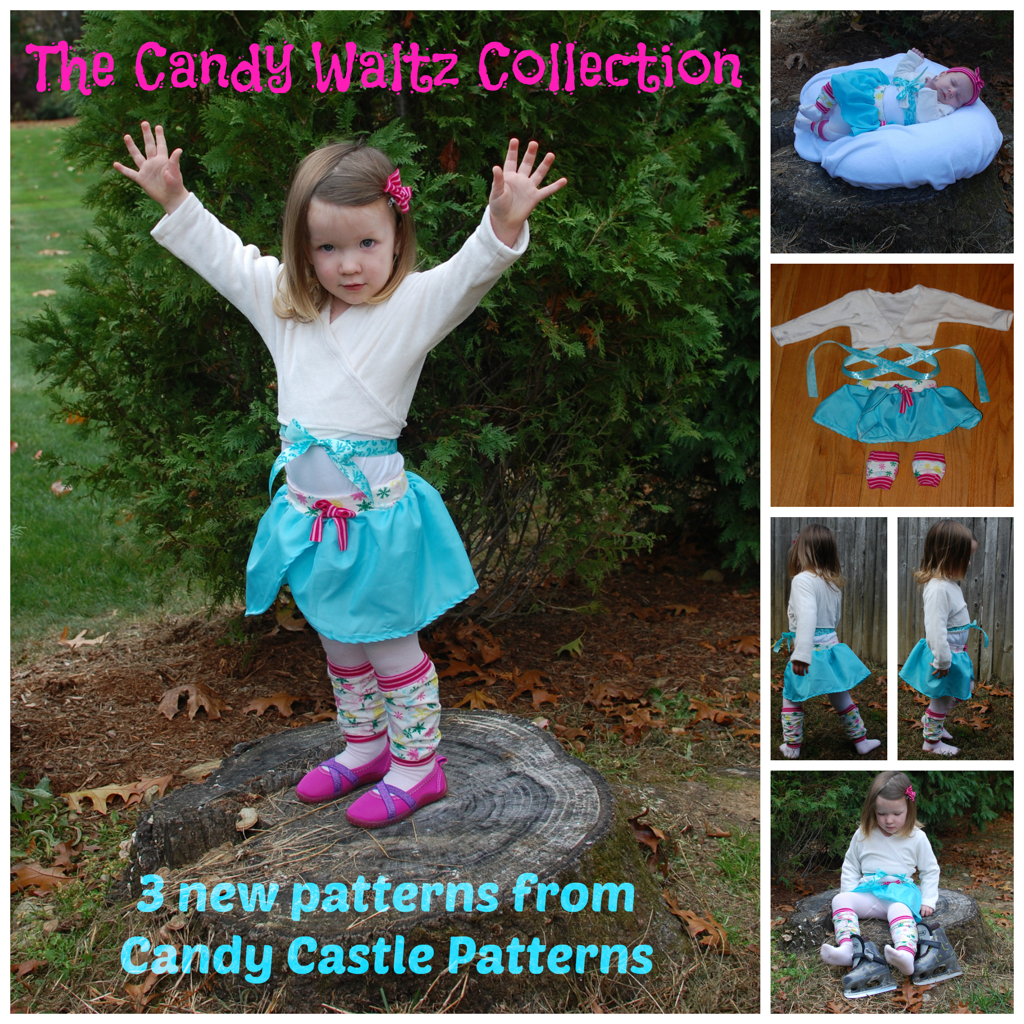 Patterns I Am Nuts About Part 1 I Heart Candy Castle