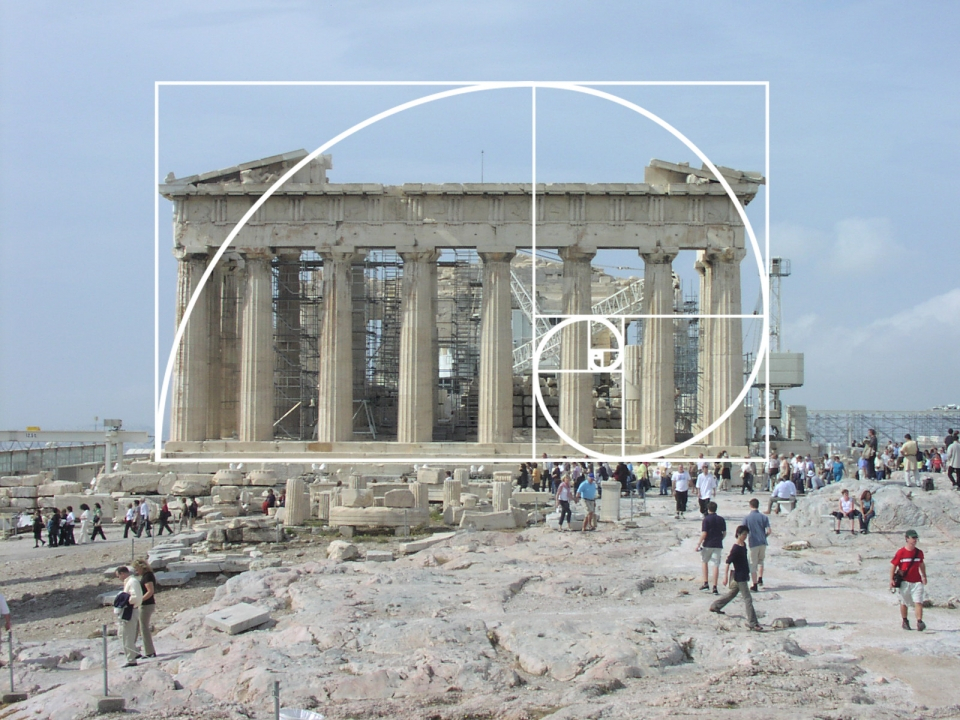 Applications Of The Golden Mean To Architecture Architecture S New Scientific Foundations