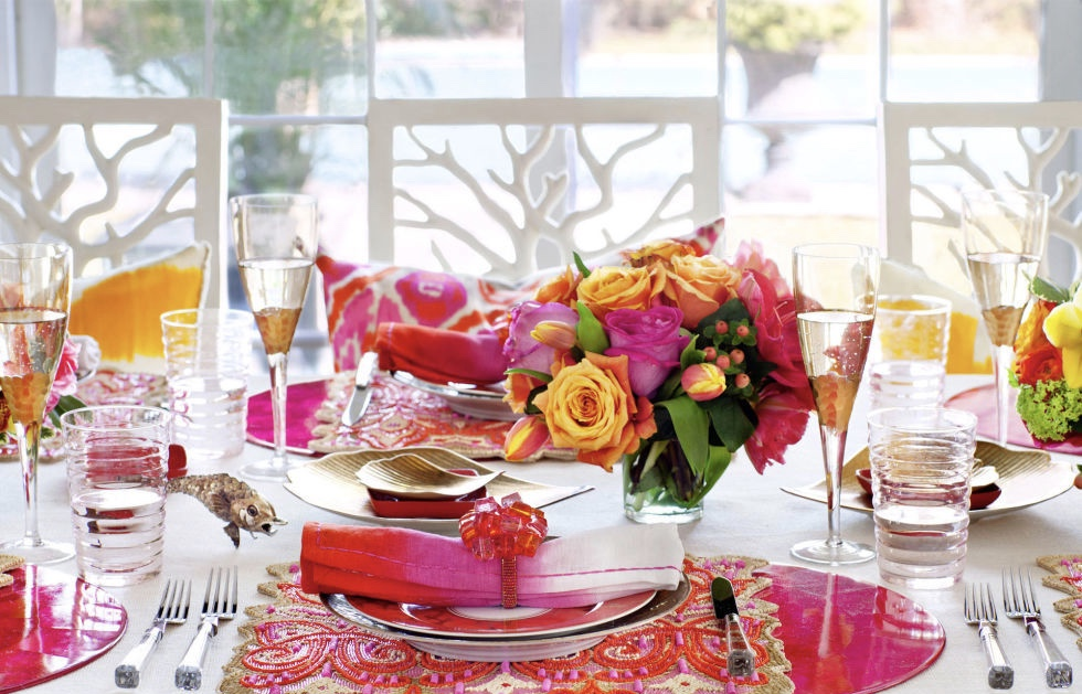 Valentines Tablescapes Patterns Amp Prosecco