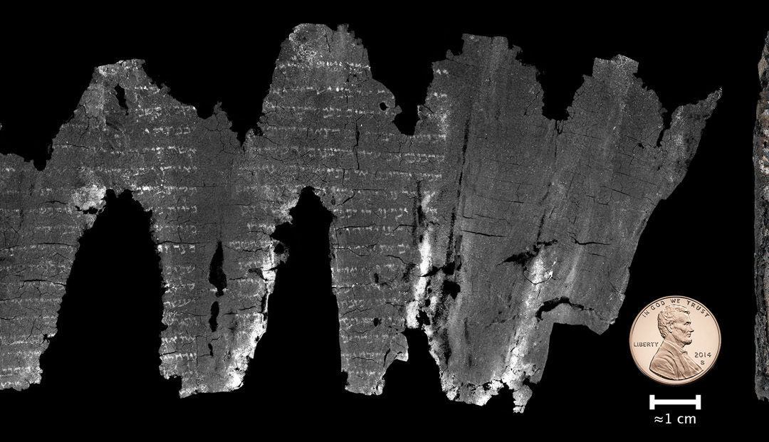 State-of-the-Art Technology Proves the Purity of Biblical Text
