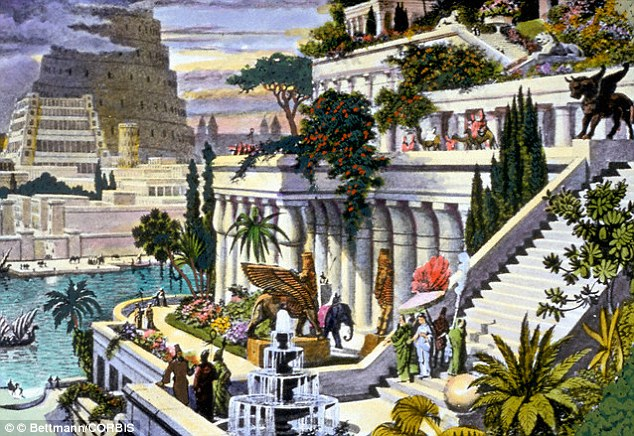Hanging Gardens of Babylon Made by Unexpected Biblical King?