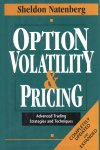 Option Volatility & Pricing