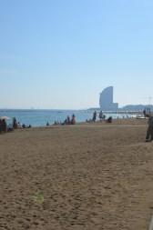 Port Olympico Beach