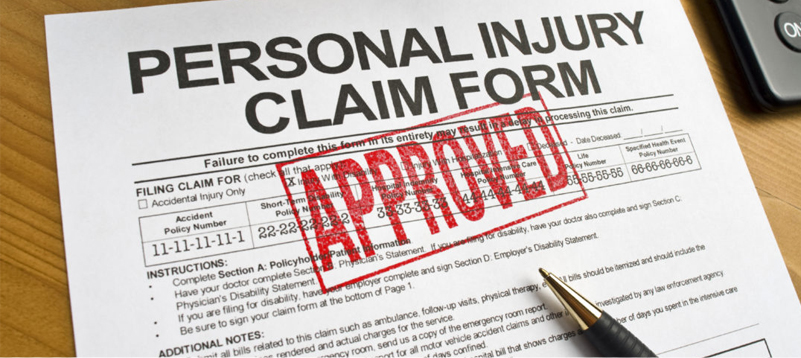 Filing a claim with a Wichita personal injury lawyer is the first step.