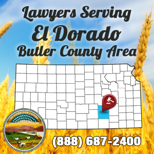 El Dorado Car Accident Lawyer Map