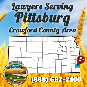 Pittsburg Car Accident Lawyer Map