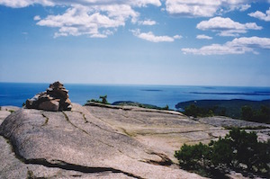 Champlain Mountain