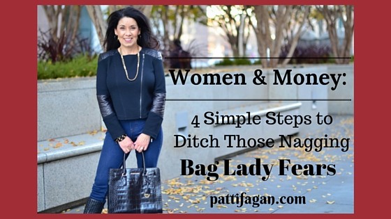 Patti Fagan, Award-Winning Financial Coach for Women