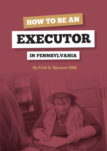 Executor - Cover - Patti Spencer