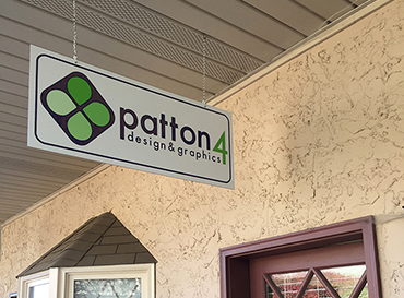 Patton4 Design & Graphics Sign