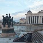 Skopje – Stolica z dużymi kompleksami