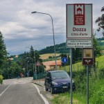 Dozza – miasteczko jak malowane