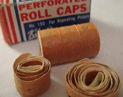roll of caps