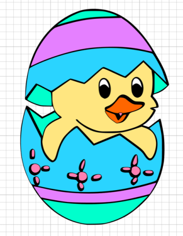 easterr chick 2