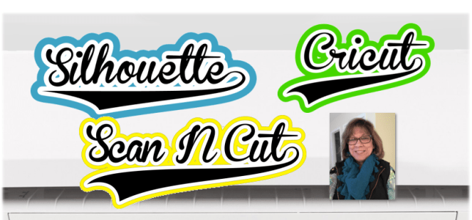 Silhouette Software for Cameo, Cricut and ScanNCut