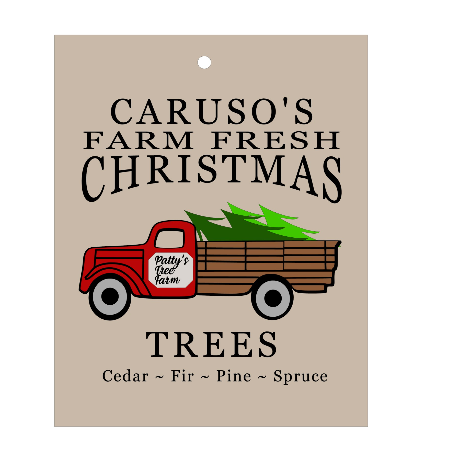 Caruso Tree Farm